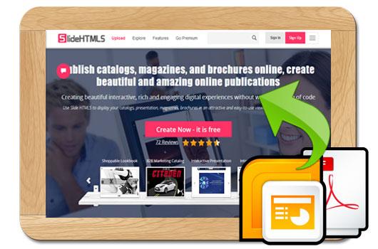 Free HTML5 Online Magazine Maker – Create Interactive