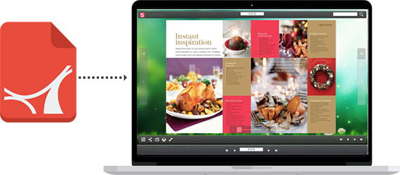 Free PDF to HTML5 Magazine - Supercharged Content | Slide HTML5